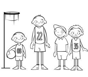 niños con deficiencia y deporte